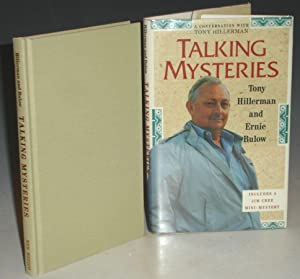 Talking Mysteries: A Conversation with Tony Hillerman. Illustrations By Ernest Franklin: Hillerman,...