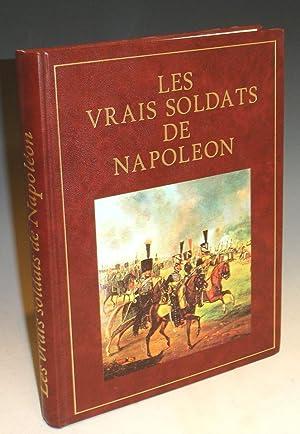 Les Vrais Soldats De Napoleon: Quennevat, Jean-Claude