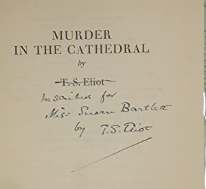 Murder in the Cathedral: Eliot, T.S.