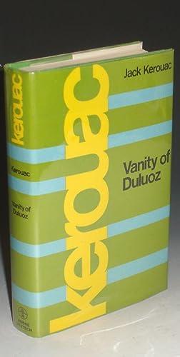 Vanity of Duluoz: Kerouac, Jack