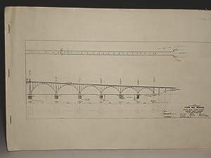 COOS BAY BRIDGE--Architectural Drawings