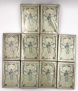 Jane Austen's Novels in Ten Volumes (R.: Austen, Jane