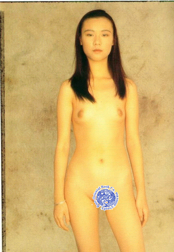 YELLOWS 3.0 1994 CHINA. [Contemporary Nude Photo Study of