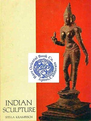 INDIAN SCULPTURE: In the Philadelphia Museum of: KRAMRISCH, Stella.