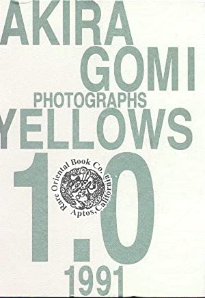 YELLOWS 1.0. [Photographs of Nude Japanese Young: GOMI, Akira.