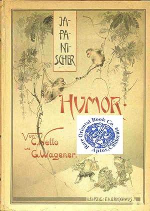 JAPANISCHER HUMOR. [JAPANESE HUMOR]: NETTO, C. et