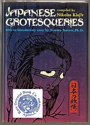 JAPANESE GROTESQUERIES.: KIEJ'E, Nikolas. comp.