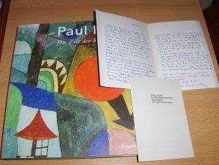 Paul Klee Die Zeit Der Reife Autographe