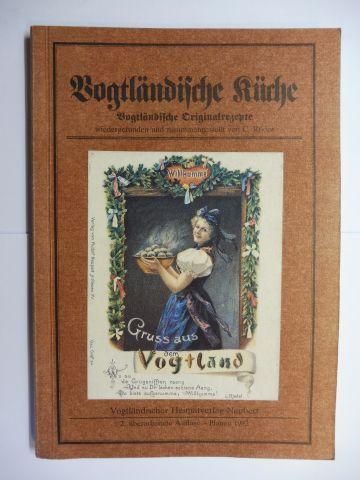 Perfect Vogtländische Küche   Vogtländische Originalrezepte Wiedergefunden Und:  Röder, C.: