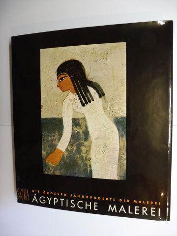 ÄGYPTISCHE MALEREI *.