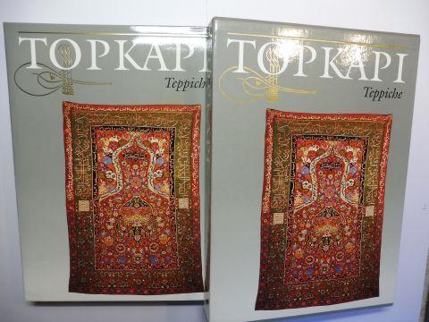 TOPKAPI SARAYI-MUSEUM - Teppiche.: Rogers, J.M. und