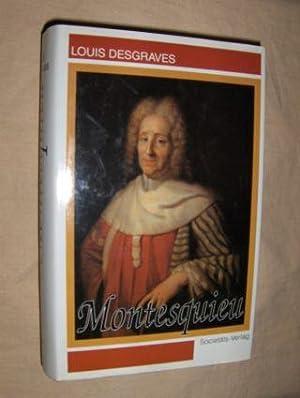 MONTESQUIEU.: Desgraves, Louis: