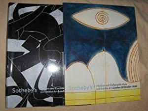 SOTHEBY`S Modern and Calligraphic Arab and Iranian