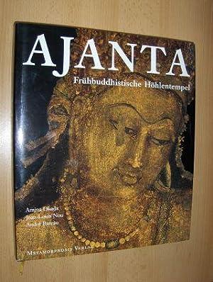 AJANTA - Frühbuddhistische Höhlentempel.: Okada, Amina, Jean-Louis