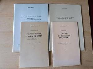 "4 TITELN v. N. CRINITI : ""Introduzione: Criniti, Nicola:"