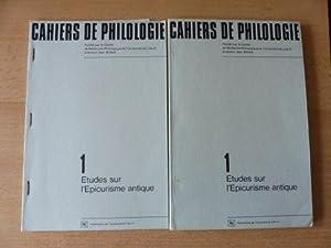 KONVOLUT VON 2 HEFTE (2 brochures) von: Laks, Andre: