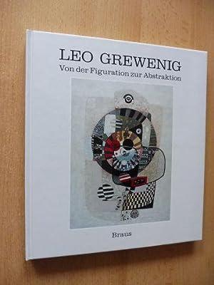 LEO GREWENIG - Von der Figuration zur: Heilmann, Angela, Jürgen