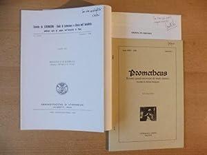 """3 TITELN v. C. NERI: """"ERINNA IN: Neri (Bologna) *,"""