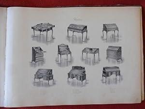 proyectos de mobiliario de lujo y suministro de planos de taller tamano natural con