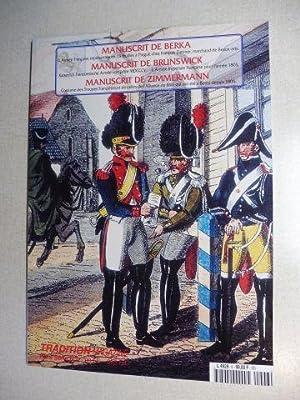 MANUSCRIT DE BERKA - L`Armee Francaise representee: Hardy, Christian und