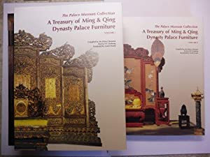 The Palace Museum Collection - A Treasury of Ming & Qing Dynasty Palace Furniture. VOLUME I - II....