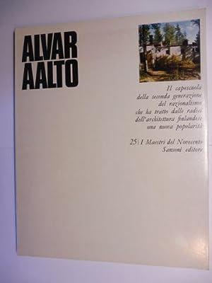 ALVAR AALTO - Il caposcuola della seconda: Cresti, Carlo, H.