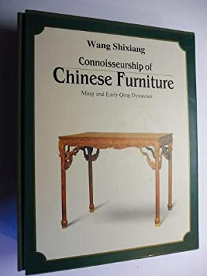 Connoisseur (Connoisseurship) of Chinese Furniture. Ming and Early Qing Dynasties. Volume I: Text...