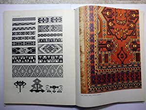 CARPETS OF THE PEOPLE OF CENTRAL ASIA OF THE LATE XIX AND EARLY XXth CENTURIES. (Is a summary of ...