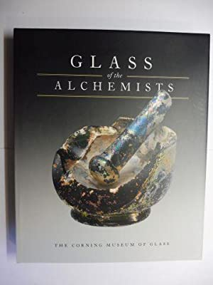 GLASS of the ALCHEMISTS - Lead Crystal-Gold Ruby, 1650-1750 *. With Contributions.