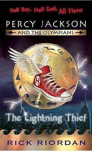 Percy Jackson & The Olympians: The Lightning: Rick Riordan