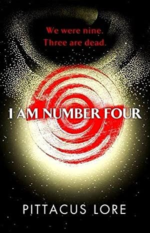I AM NUMBER FOUR - Signed First Edition: Pittacus Lore