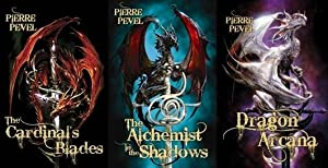 THE CARDINALS BLADE'S TRILOGY (THE CARDINAL'S BLADES,THE: Pierre Pevel