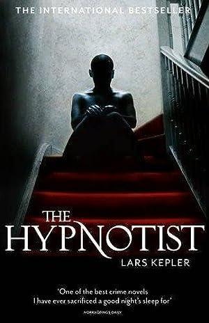 The Hypnotist - Signed First Edition: Kepler, Lars