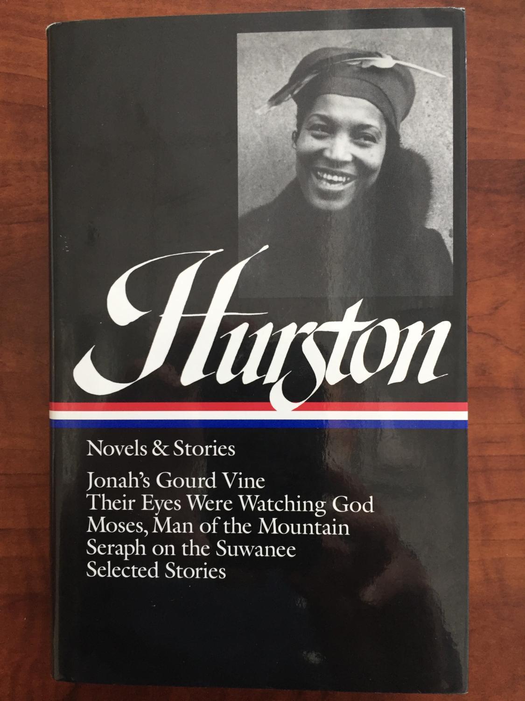 Zora Neale Hurston : Novels and Stories : Jonah's Gourd Vine / Their Eyes  Were Watching ...