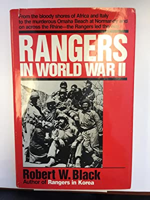 Rangers in Worrd War II