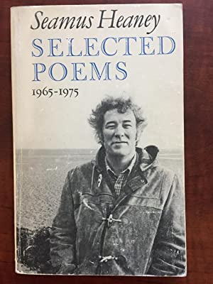 Selected Poems, 1965-75