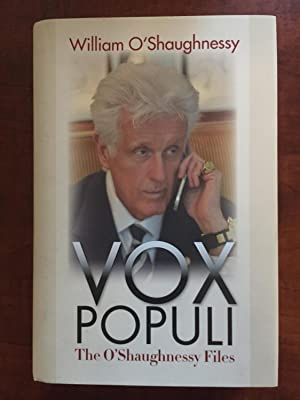 Vox Populi: The O'Shaughnessy Files (Signed)