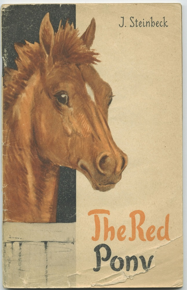 the red pony critical essay