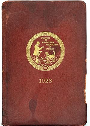 Association Year Book 1928]: Masters of Foxhounds Association [Henry Vaughan]