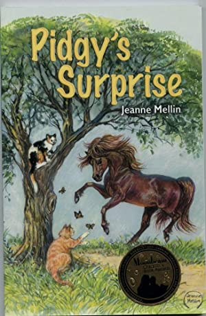 Pidgy's Surprise [signed by Mellin]: Mellin, Jeanne