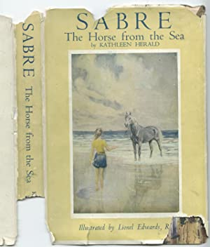 Sabre: The Horse from the Sea: Herald, Kathleen, pseud.