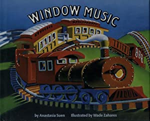 Window Music [signed by illustrator]