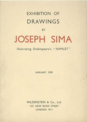 Exhibition Drawings by Joseph Sima Illustrating Shakespeare's