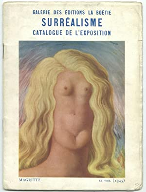 Surrealisme: Catalogue de l'Exposition