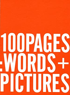 100 Pages: Words + Pictures