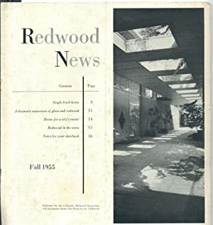 Redwood News [Fall 1955]