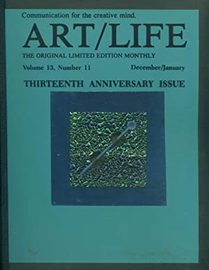 Art/Life: The Original Limited Edition Monthly [vol. 13, no. 11]