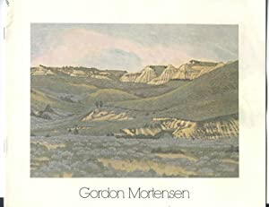 Greg Mortensen Woodcuts 1964-1978