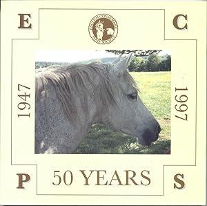 The English Connemara Pony Society 1947-1997: Lyne, Pat