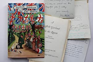 A Suffolk Garland for the Queen, 1961. SIGNED: John Hadfield (Editor) Some contibutors: Allan ...
